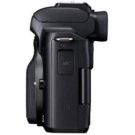 Canon EOS M50 Mirrorless Camera Body - Black Thumbnail Image 2